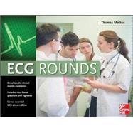 ECG Rounds by Metkus, Jr., Thomas S., 9780071807630