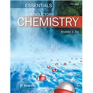Introductory Chemistry Essentials Plus Mastering Chemistry with Pearson eText -- Access Card Package by Tro, Nivaldo J., 9780134407630