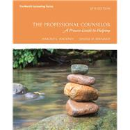Professional Counseling A Process Guide to Helping with MyCounselingLab with Pearson eText -- Access Card Package by Hackney, Harold L.; Bernard, Janine M., 9780134497631