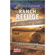 Ranch Refuge by Vaughan, Virginia, 9780373447633