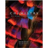 Bundle: Chemistry: An Atoms First Approach, 2nd, Loose-Leaf + OWLv2, 4 terms (24 months) Printed Access Card by Zumdahl, Steven S.; Zumdahl, Susan A., 9781305717633