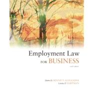 Employment Law for Business by Bennett-Alexander, Dawn; Hartman, Laura, 9780073377636