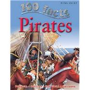 100 Facts - Pirates by Langley, Andrew; Gallagher, Belinda, 9781842367636