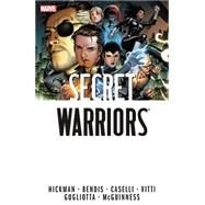Secret Warriors by Hickman, Jonathan; Bendis, Brian Michael; Caselli, Stefano; Vitti, Alessandro; Gugliotta, Gianluca, 9780785197638