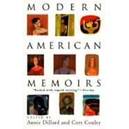 Modern American Memoirs by Dillard, Annie, 9780060927639