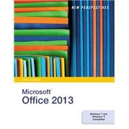 New Perspectives on Microsoft® Office 2013, First Course by Shaffer, Carey, Parsons, Oja, Finnegan, 9781285167640