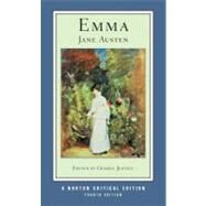 Emma Nce 4E Pa by Austen,Jane, 9780393927641