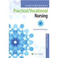 Contemporary Practical/Vocational Nursing by Kurzen, Corrine, 9781496307644