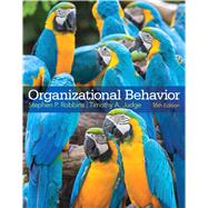 Organizational Behavior by Robbins, Stephen P.; Judge, Timothy A., 9780133507645