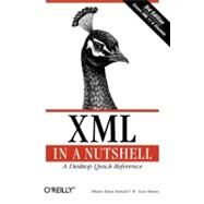 Xml in a Nutshell: A Desktop Quick Reference by Harold, Elliote Rusty, 9780596007645