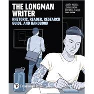 The Longman Writer by Nadell, Judith; Langan, John; Coxwell-Teague, Deborah, 9780134407647