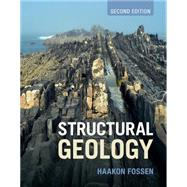 Structural Geology by Fossen, Haakon, 9781107057647
