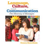 Language, Culture, and Communication by Bonvillain, Nancy, 9780205917648