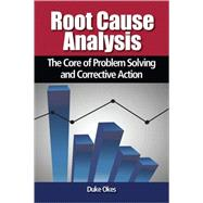 Root Cause Analysis : The Core of Problem Solving and Corrective Action by Okes, Duke, 9780873897648