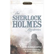 The Sherlock Holmes Mysteries: 22 Stories by Doyle, Arthur Conan, Sir; Perry, Anne; Barreca, Regina (AFT), 9780451467652