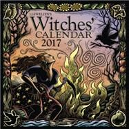 Llewellyn's Witches' 2017 Calendar by Llewellyn, 9780738737652