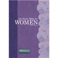 The Study Bible for Women: NKJV Edition, Teal/Sage LeatherTouch, Indexed by Patterson, Dorothy Kelley; Kelley, Rhonda; Holman Bible Staff, 9781433617652