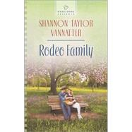 Rodeo Family by Vannatter, Shannon Taylor, 9780373487653