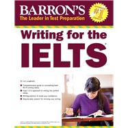 Barron's Writing for the IELTS by Lougheed, Lin, 9781438007656
