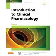 Introduction to Clinical Pharmacology by Edmunds, Marilyn Winterton, 9780323187657