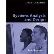 Systems Analysis and Design by Shelly,Gary B., 9780324597660