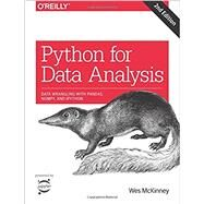 Python for Data Analysis by Mckinney, Wes, 9781491957660