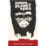 Dawn of the Planet of the Apes by Moreci, Michael; Mcdaid, Dan; Wordie, Jason (CON); Pleban, Dafna, 9781608867660
