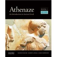 Athenaze, Book I: An Introduction to Ancient Greek by Balme, Maurice, 9780190607661