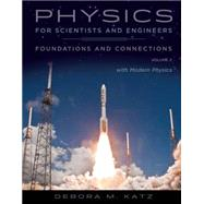 Physics F/Scientists & Engineers: Founds & Conns Volume 2 by Katz, 9780534467661