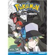 Pokémon Black and White, Vol. 14 by Kusaka, Hidenori; Yamamoto, Satoshi, 9781421567662