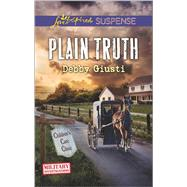 Plain Truth by Giusti, Debby, 9780373447664