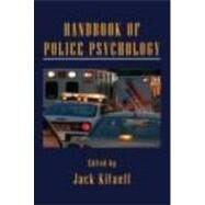 Handbook of Police Psychology by Kitaeff; Jack, 9780415877664