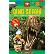 Dino Safari (LEGO Nonfiction) A LEGO Adventure in the Real World by Scholastic, 9780545947664