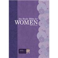 The Study Bible for Women: NKJV Edition, Plum/Lilac Leathertouch by Patterson, Dorothy Kelley; Kelley, Rhonda; Holman Bible Staff, 9781433617669