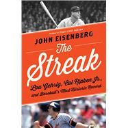 The Streak by Eisenberg, John, 9780544107670