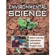 Environmental Science: Active Learning Laboratories and Applied Problem Sets, 2nd Edition by Travis P. Wagner (University of Southern Maine); Robert Sanford (University of Southern Maine), 9780470087671