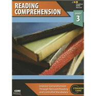 Core Skills Reading Comprehension, Grade 3 by Houghton Mifflin Harcourt Publishing Company, 9780544267671