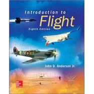 Introduction to Flight by Anderson, John, 9780078027673