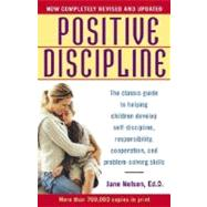 Positive Discipline by NELSEN, JANE ED.D., 9780345487674