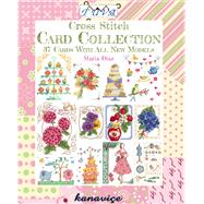 Cross Stitch Card Collection: 37 Cards With All New Models by Diaz, Maria, 9786055647674