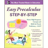 Easy Precalculus Step-by-Step by Wheater, Carolyn, 9780071767675