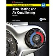 Auto Heating and Air Conditioning, A7 9781619607675N