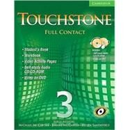 Touchstone Level 3 Full Contact (with NTSC DVD) by Michael McCarthy , Jeanne McCarten , Helen Sandiford, 9780521757676