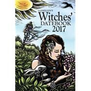 Witches' 2017 Datebook by Llewellyn, 9780738737676