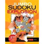 Jumbo Sudoku Explosion by Time Inc. Home Entertainment, 9781603207676