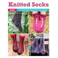 Knitted Socks by Day, Chrissie, 9781861087676