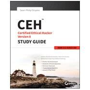 CEHv8: Certified Ethical Hacker Version 8 Study Guide by Oriyano, Sean-Philip; McDowell, Jason, 9781118647677