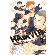 Haikyu!!, Vol. 2 by Furudate, Haruichi, 9781421587677