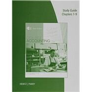 Study Guide and Working Papers for Heintz/Parry's College Accounting, Chapters 1-9, 22nd by Heintz, James A.; Parry, Robert W., 9781305667679