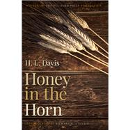 Honey in the Horn by Davis, H. L.; Etulain, Richard W., 9780870717680